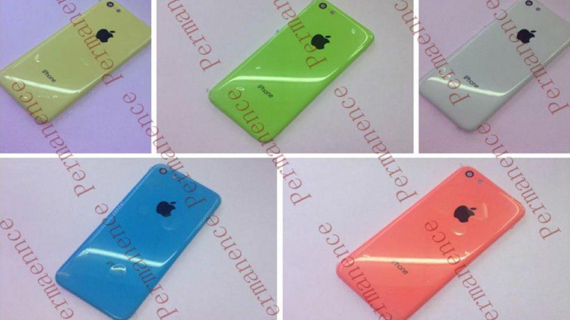 Budget iPhone rears its colourful head again