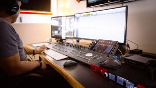 Cinematic Media's new post-production facility, located just north of Mexico City, is poised to contribute to the growth of Spanish-language prestige content and utilizes components from Focusrite's RedNet range of Dante-networked audio converters and interfaces.