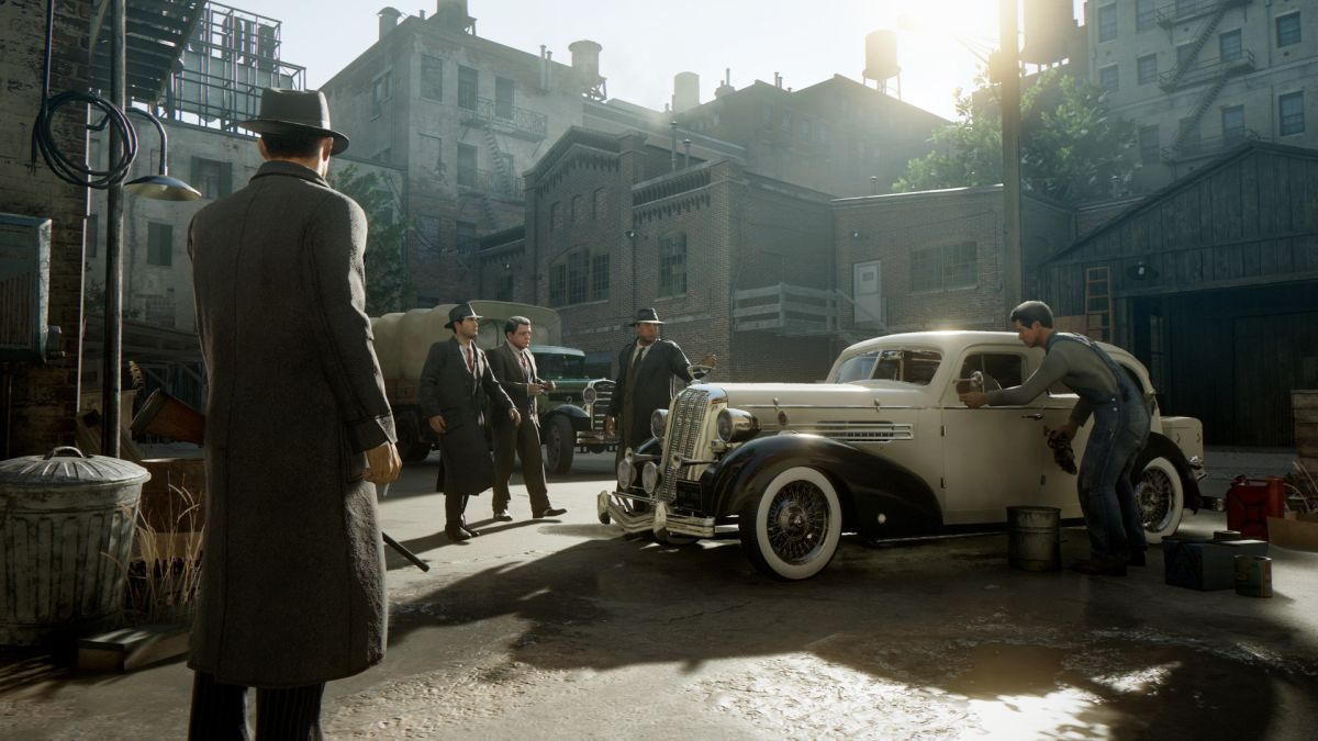 Mafia Definition Edition launch pushed to September - GamesRadar+ thumbnail