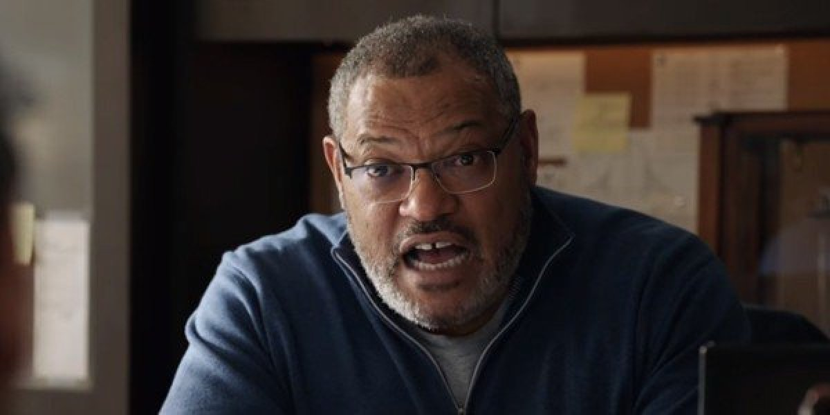 Laurence Fishburne will play the Schoolmaster in The School for Good and Evil.