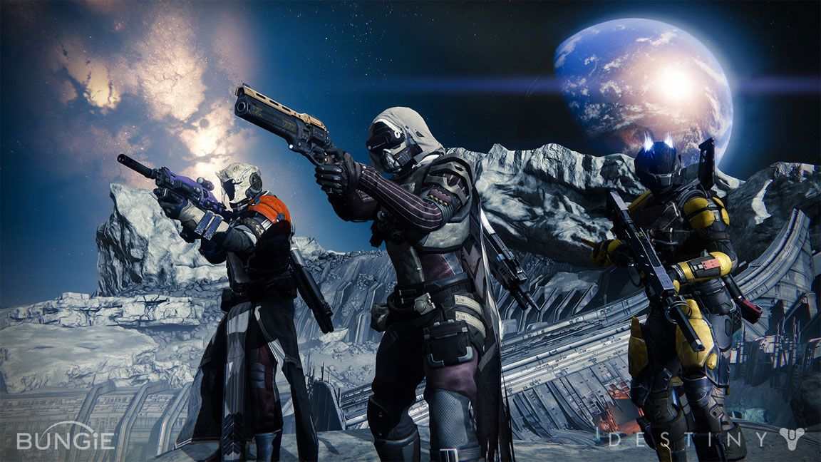 Quick! There's a new Destiny farming trick