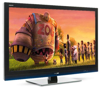 Sharp LC40LE700E LCD TV
