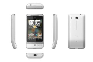HTC Hero - sorry, the T-Mobile G2 Touch