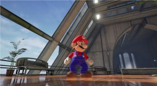 Mario on Unreal Engine 4