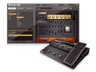 Guitar Rig 4 is available with or without the Rig Kontrol hardware.