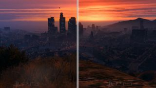 Grand Theft Auto V looks awesome on the PS4