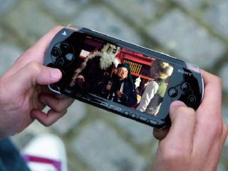 Sony's PSP - is it a games console? A modern day Watchman? A portable Skype videophone?