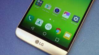 How to get the app draw back on the LG G5