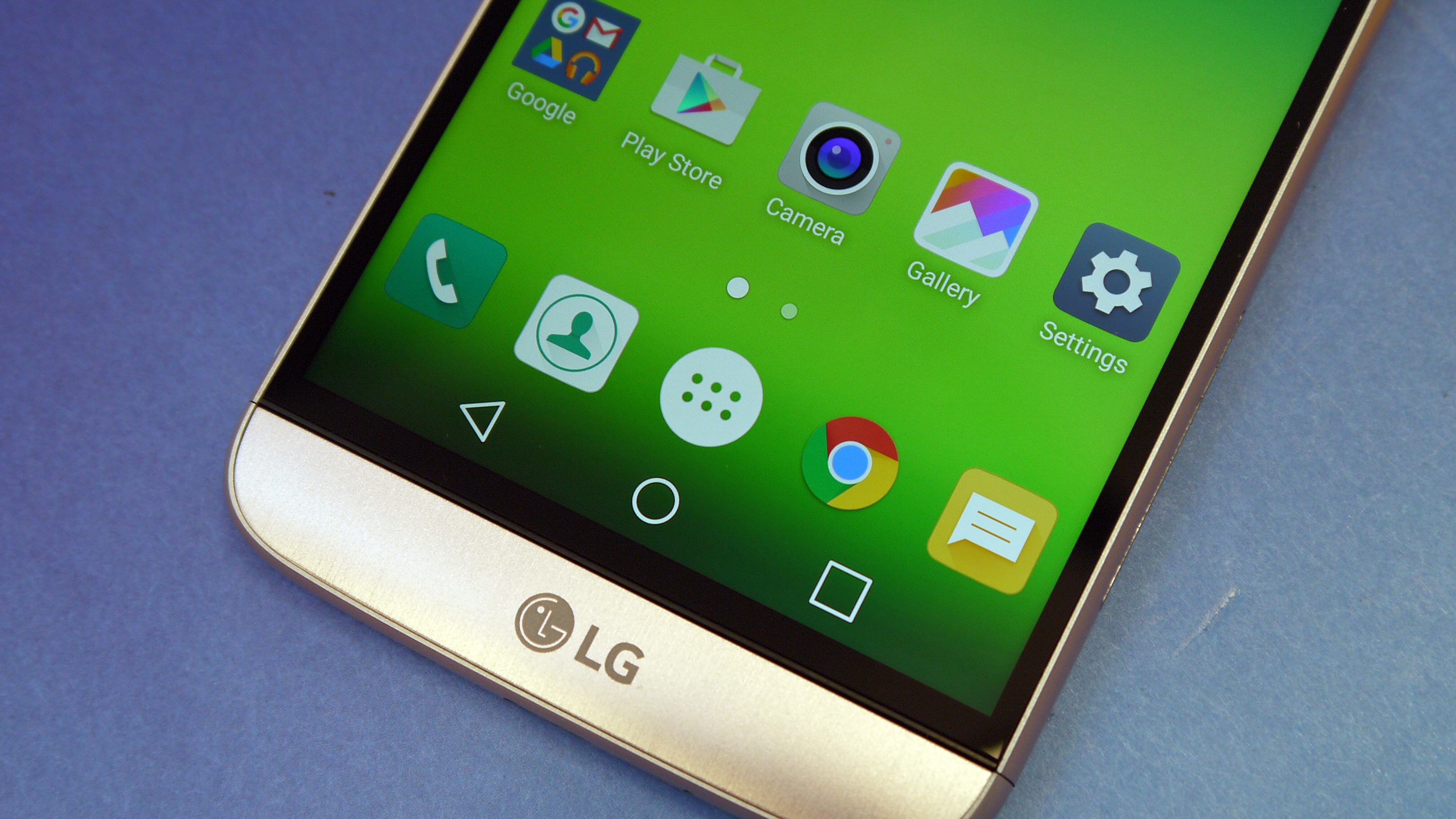 How to get the app drawer back on the LG G5 | TechRadar