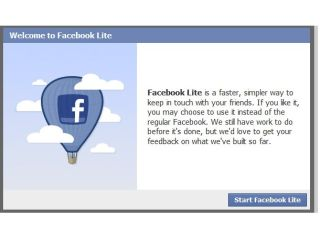 Facebook trims the flab