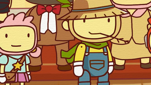 Scribblenauts Unlimited 3DS review | GamesRadar+