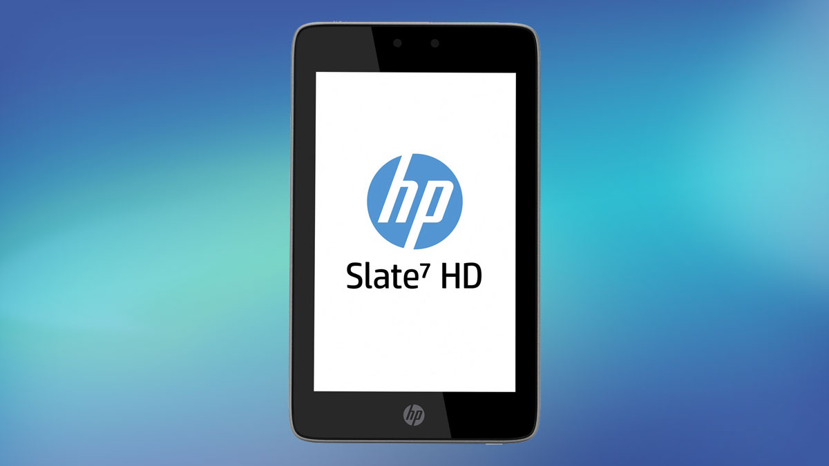 Hp Slate 7 Hd Review Techradar