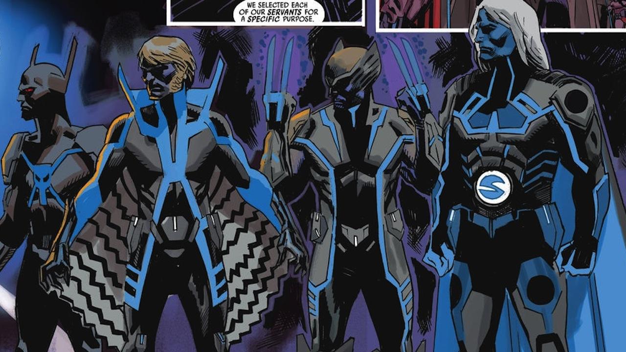 Oscar Isaac discusses the Four Horsemen of X-Men: Apocalypse