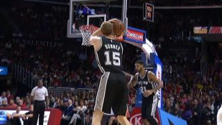 Spurs Matt Bonner
