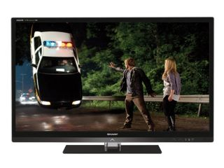 Sharp 52 3D TV