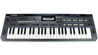 The Casio CZ-101: they made about 68,000 of them, and sold them for £395 each.