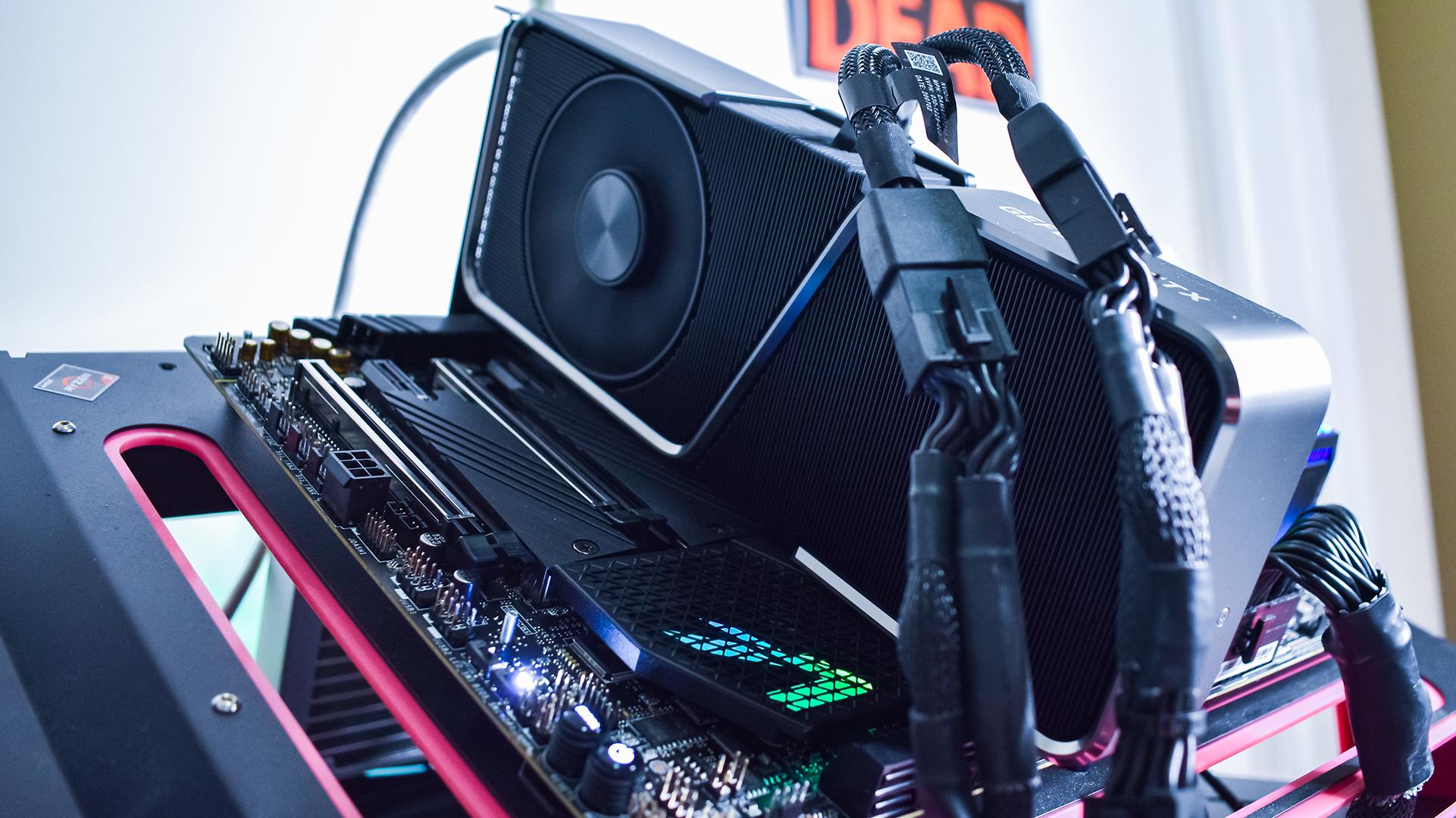 Nvidia GeForce RTX 3070 Ti
