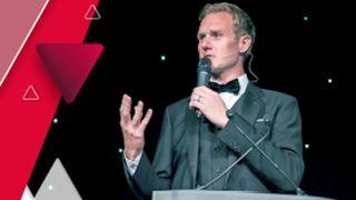 MIA 2021 host Dan Walker