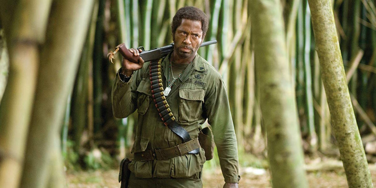 Robert Downey Jr. Reflects On Use Of Blackface In Tropic Thunder - CINEMABLEND