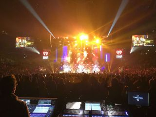 DiGiCo Consoles Keep Jingle Ball Tour Ringing