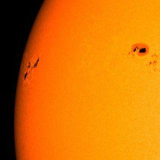Sunspot AR1748