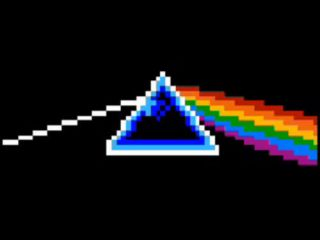 Pink Floyd's The Dark Side of the Moon: the 8-bit version