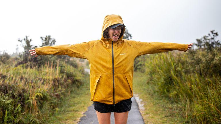 Merrell Whisper Rain Jacket