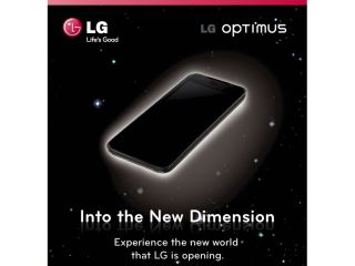 LG Optimus 3D - coming to MWC 2011