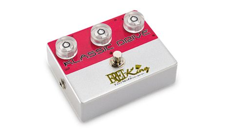 There's a practical range with plenty of top end, courtesy of the tone knob