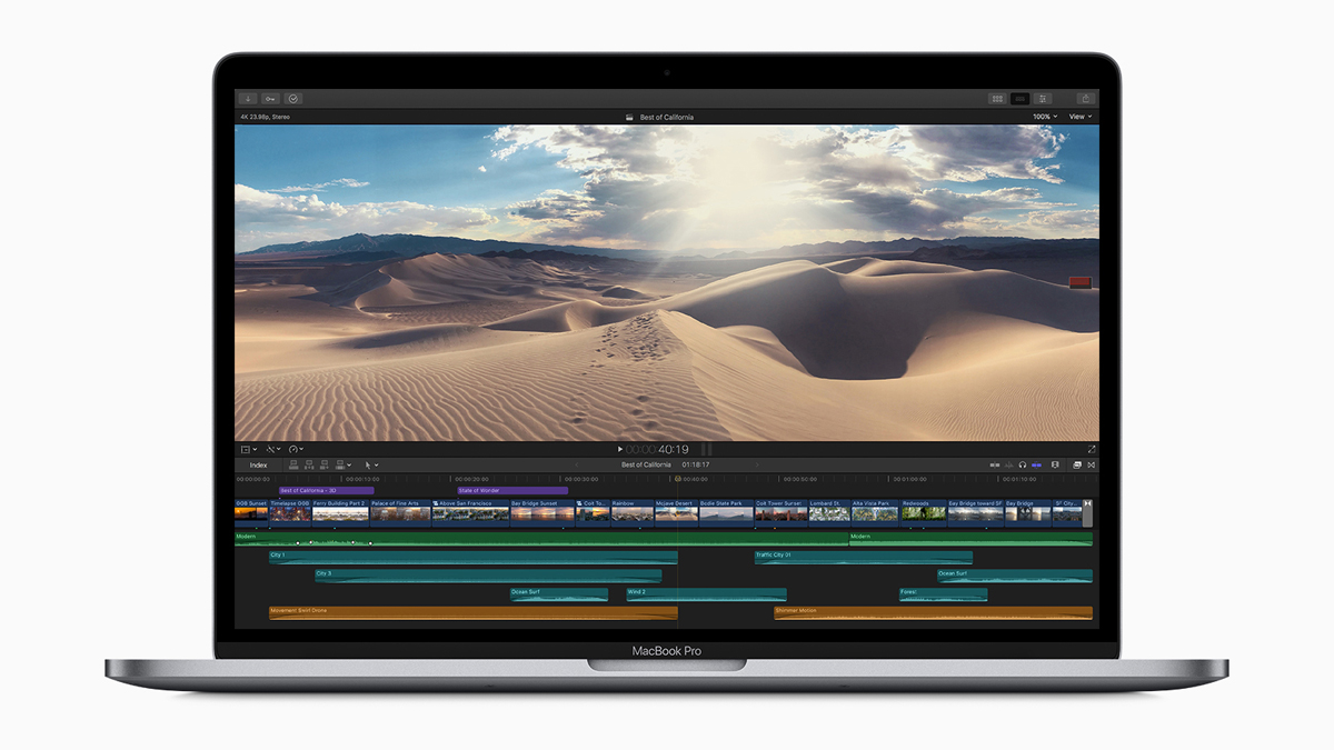 Apple releases 'the fastest Mac laptop ever', but it doesn't come cheap | MusicRadar