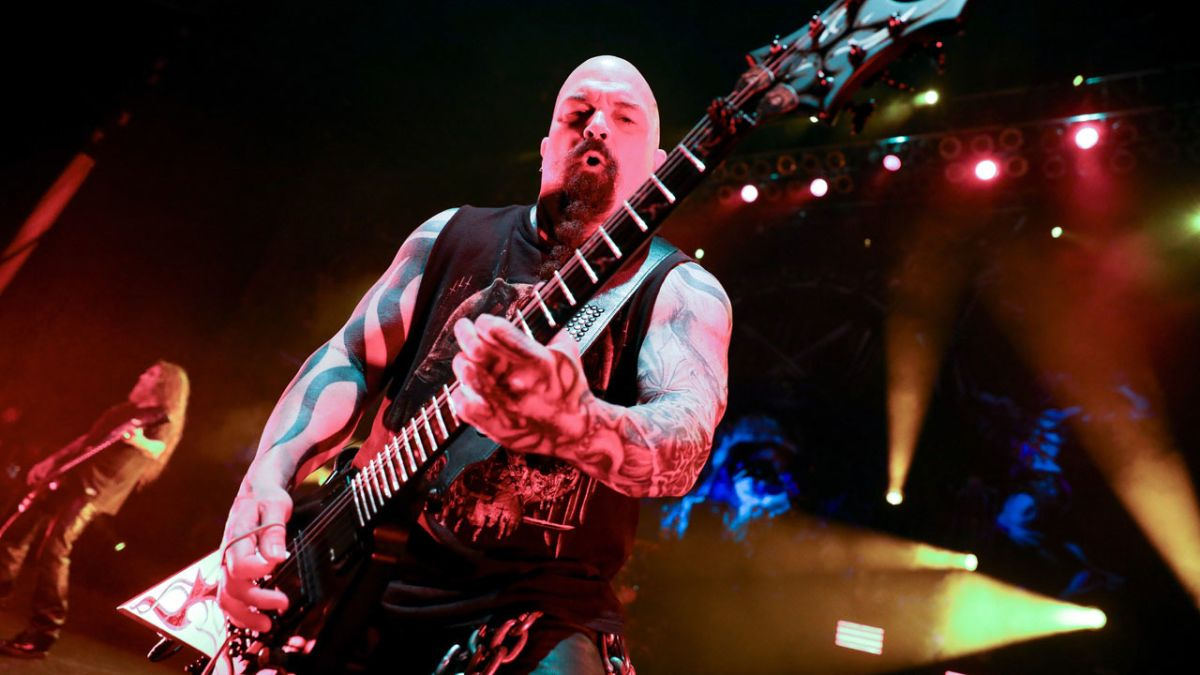 Kerry King: Big 4 rivalry is over - except for Dave Mustaine