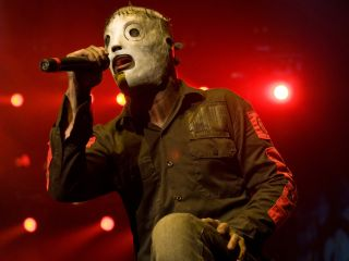 Corey Taylor (#8) will be on the silver screen...for one night only
