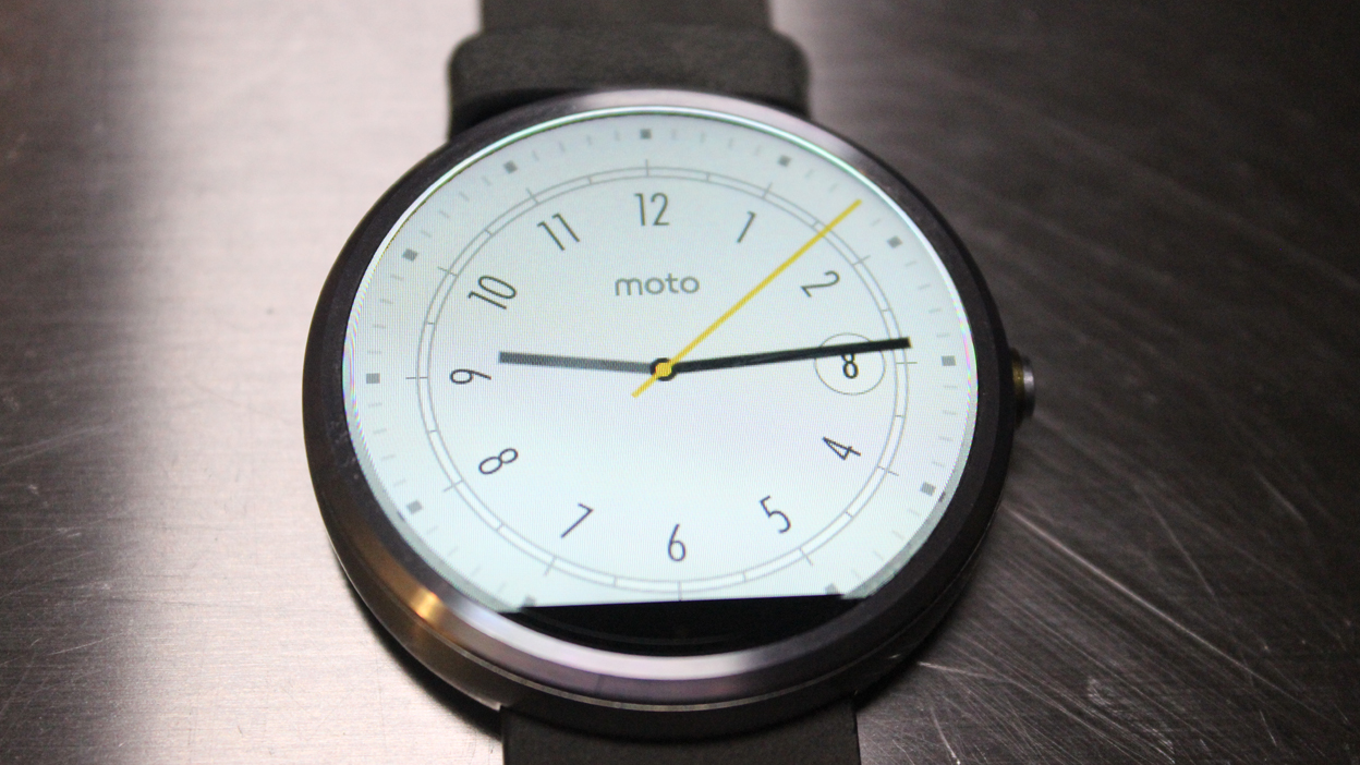 Moto 360 update will give your smartwatch a better battery