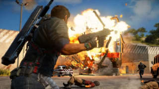 Just Cause 3 Pax East Screenshots