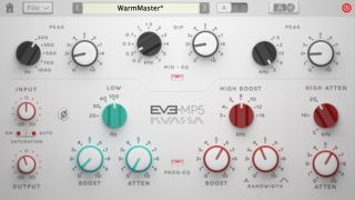 Is Kuassa's EVE-MP5 perfect hybrid EQ?