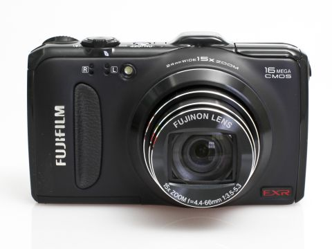 Fuji FinePix F600 EXR review