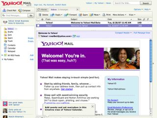 Yahoo mail is set to grow