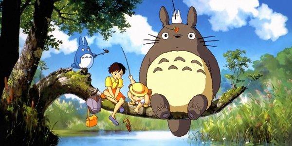 My Neighbor Totoro, Studio Ghibli, Hayao Miyazaki