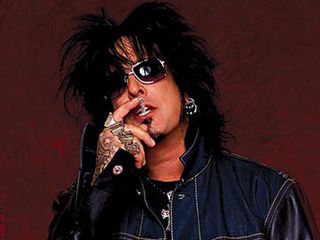 Sixx and his M tley Cr e will perform at Download 09