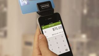 Groupon mobile payment