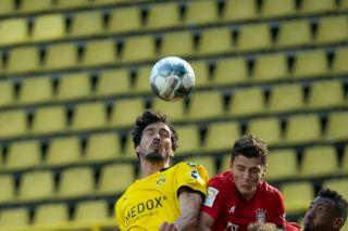 Borussia Dortmund vs Bayern Munich bundesliga