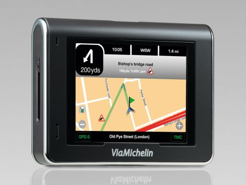 viamichelin navigation version 7