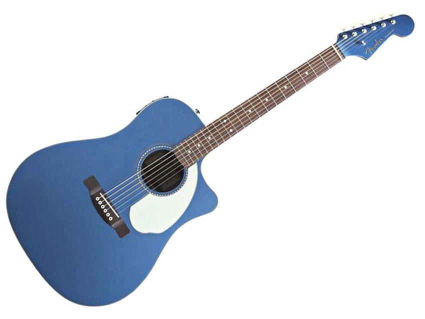 Fender California Series Sonoran SCE Cutaway Dreadnought ...