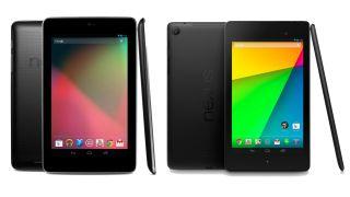 Nexus 7 (2013) vs Nexus 7 (2012) | TechRadar