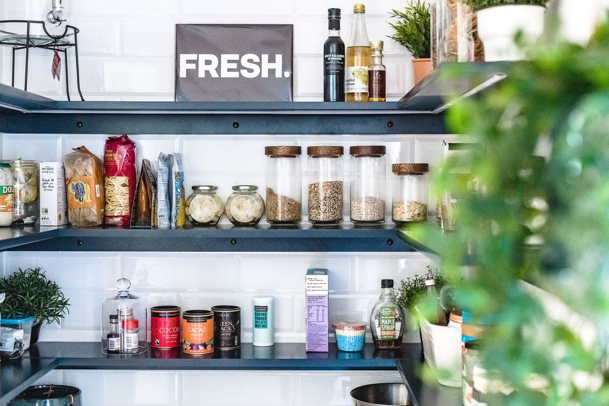Get organised with these kitchen pantry ideas and hacks