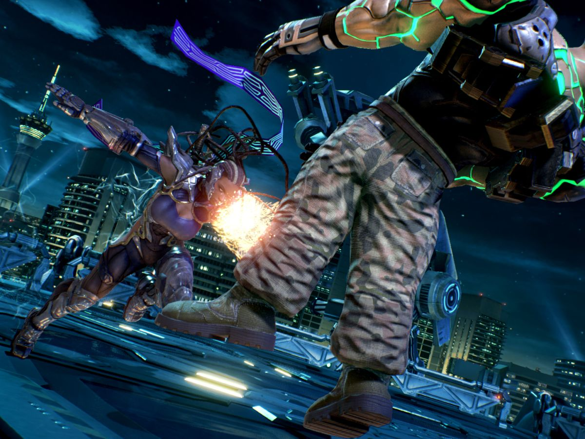 Tekken 7: 8 Essential Tips From a Pro   Tom's Guide