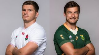 england vs south africa live stream rugby world cup final 2019 owen farrell Handrè Pollard