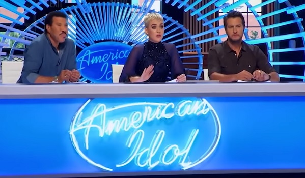Lionel Ritchie Katy Perry Luke Bryan American Idol ABC