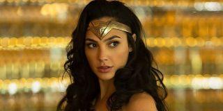 Wonder Woman costume 1984