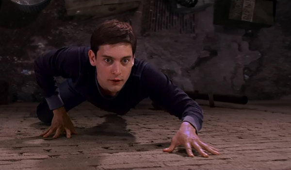 Peter Parker Tobey Maguire Spider-Man